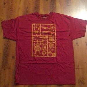 Loot Crate Dungeons & Dragons T-Shirt NWOT